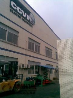 废金属打包机江苏希西维(ccvi)轴承现场-2