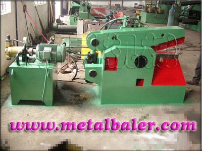 q43-63液压剪切机,废钢液压剪切机,废钢金属剪切机